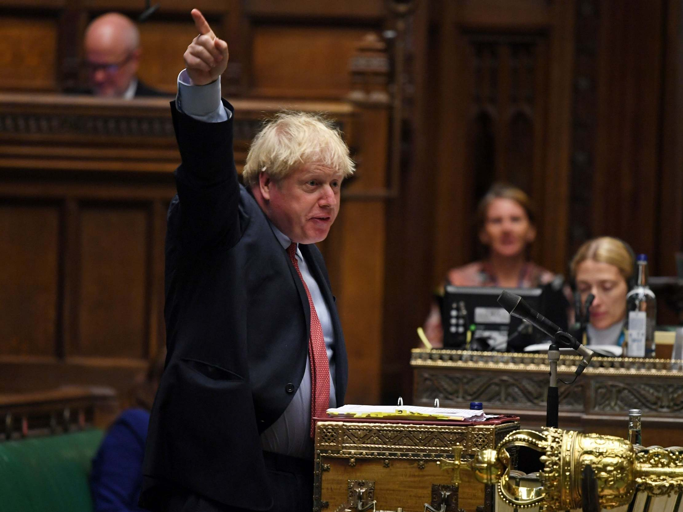 Parliamentary rebellion has dealt a blow to Boris Johnson's autocracy | Andrew Grice