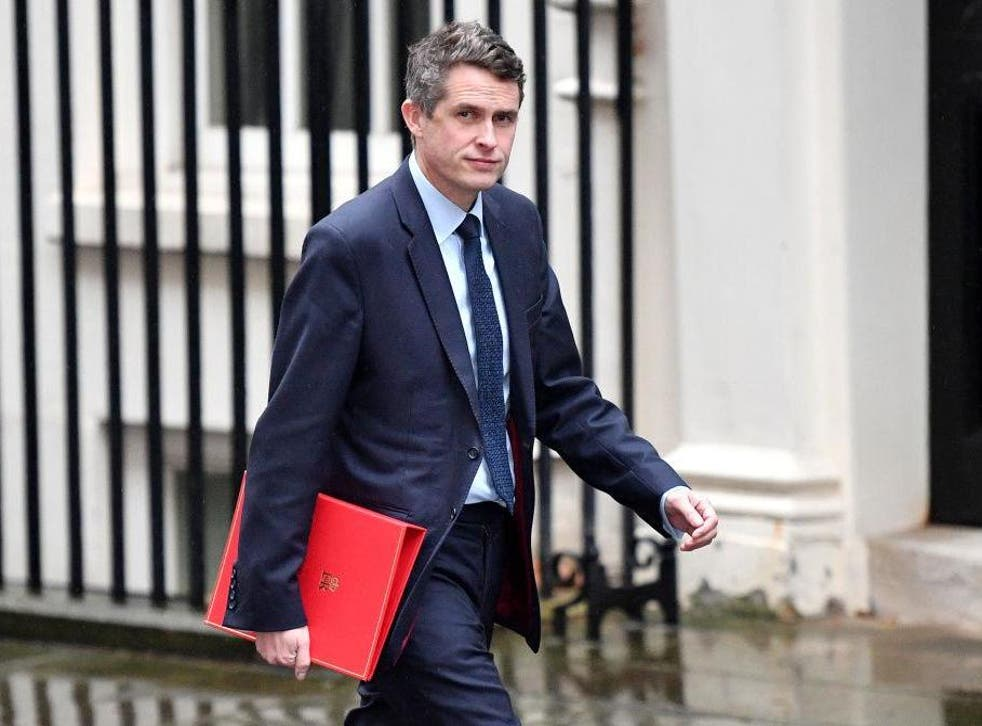 It seems likely Gavin Williamson will move on after a two-year stint