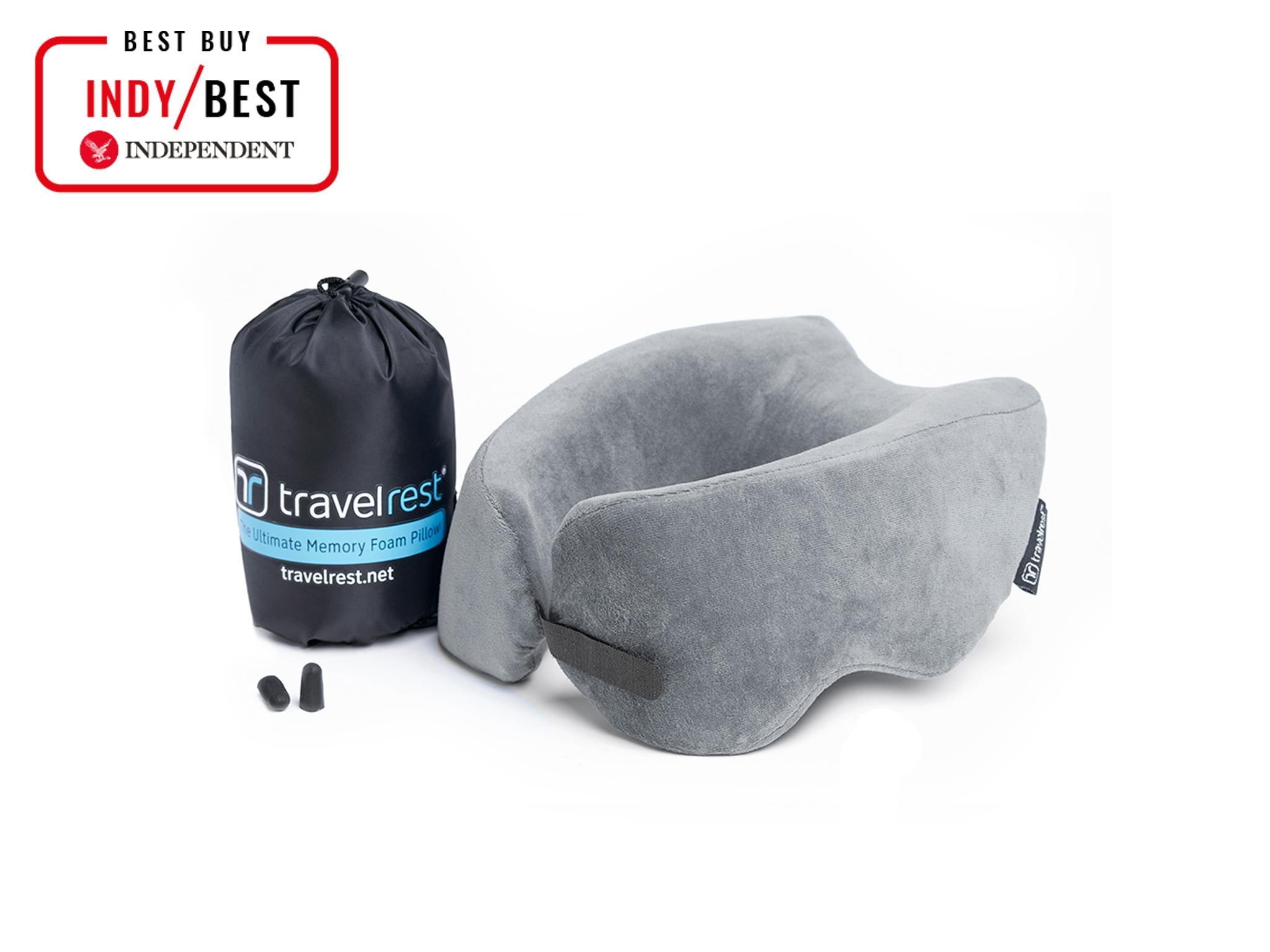 Original Travel Pillow | Travel Sized