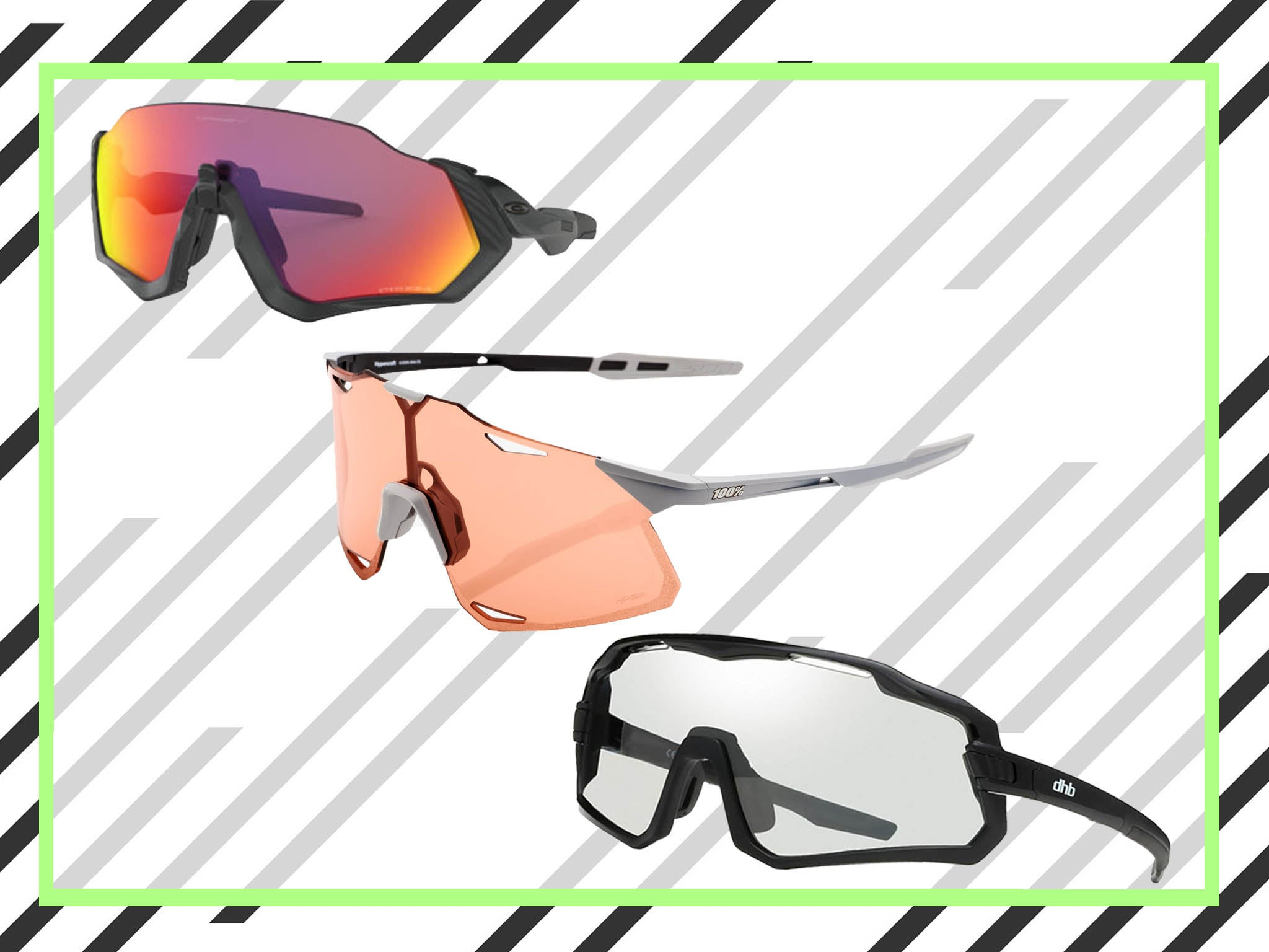 Oakley Stand Out Graphics
