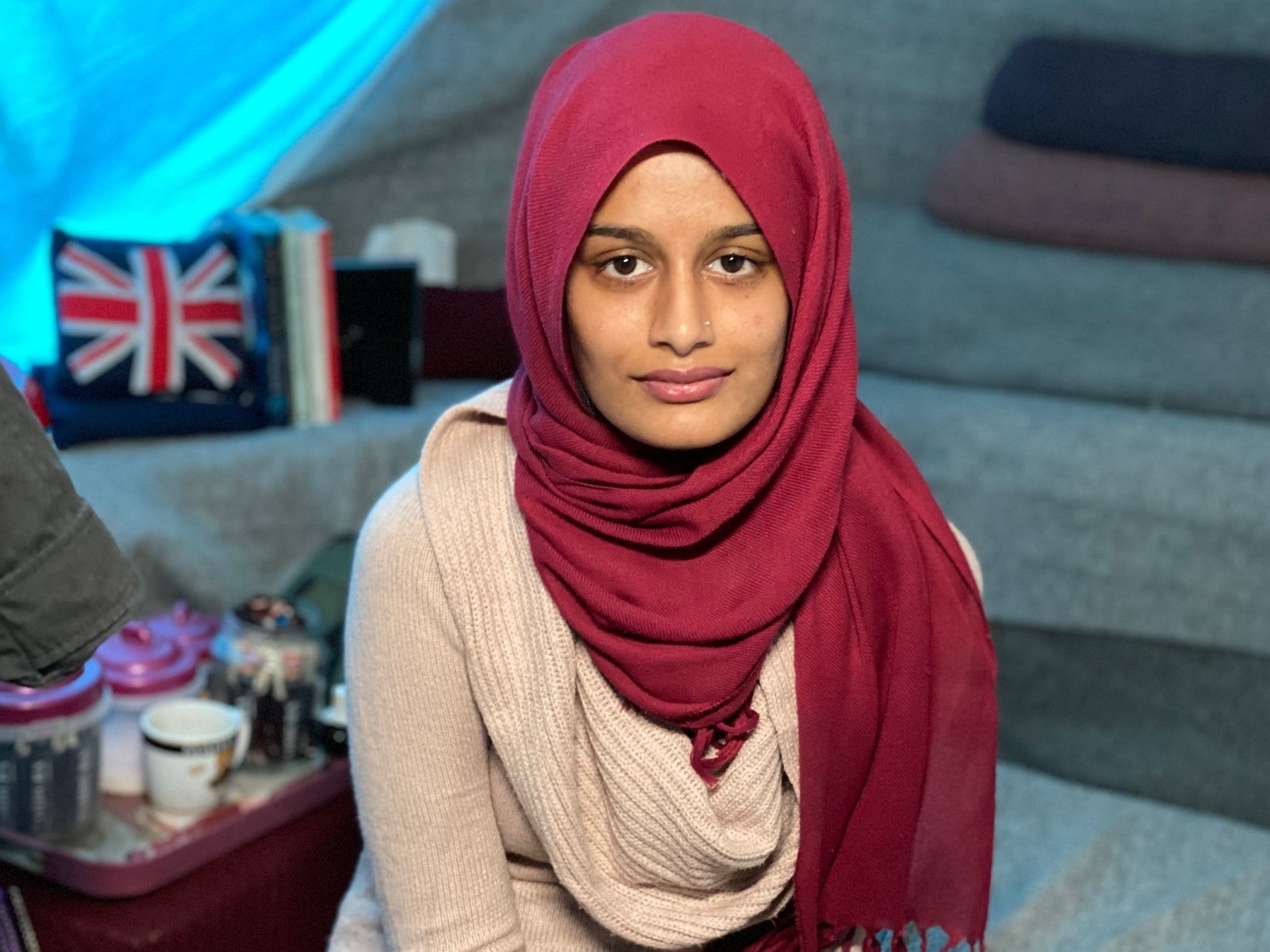 Shamima Begum delighted but 'very nervous' after citizenship court ruling thumbnail