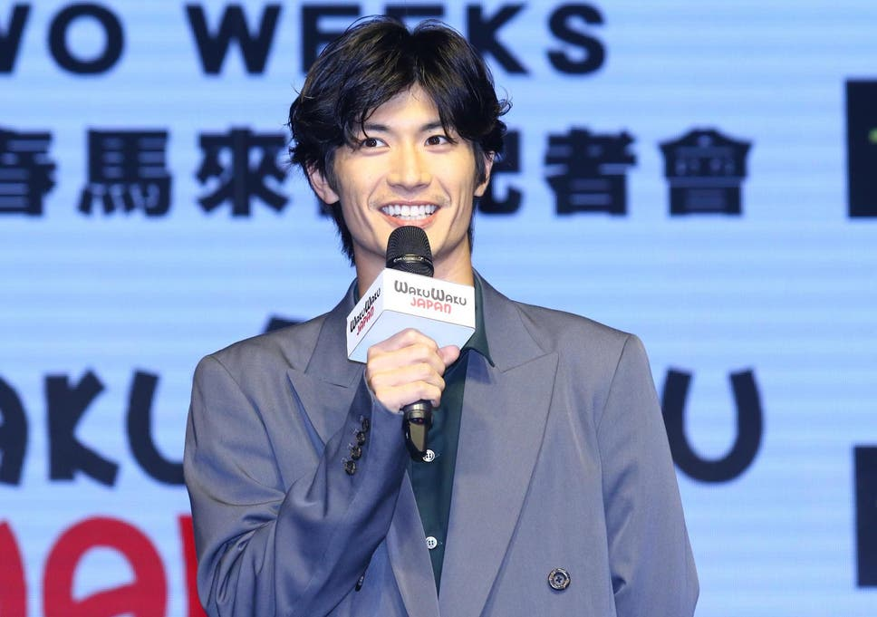 Haruma Miura Death Attack On Titan Star Dies Aged 30 The Independent