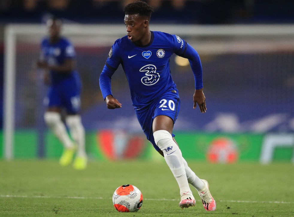 Chelsea transfer news: Callum Hudson-Odoi may consider offers to leave over  lack of playing time | The Independent | The Independent