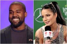 Halsey asks fans not to mock Kanye West for bipolar disorder