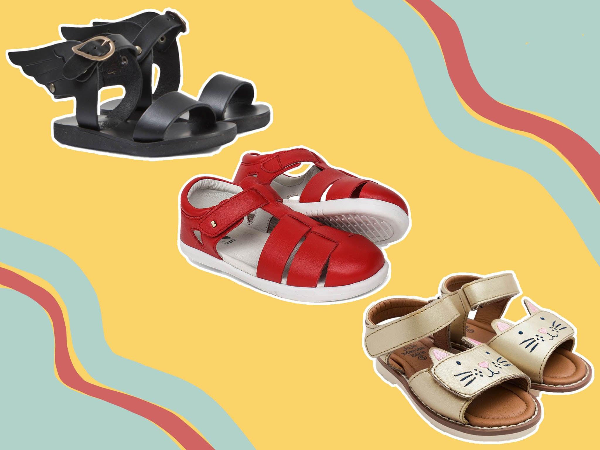 sandal shoes boy
