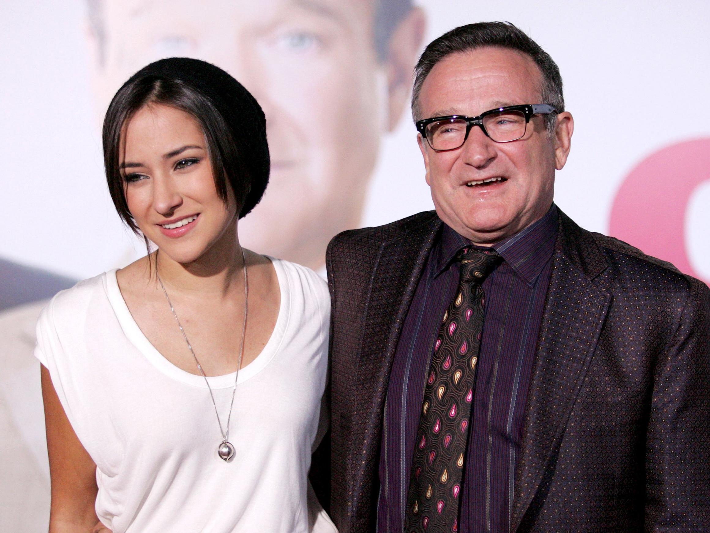 Robin Williams Daughter Zelda Donates To Homeless Shelters To Mark Actor S 69th Birthday The Independent The Independent