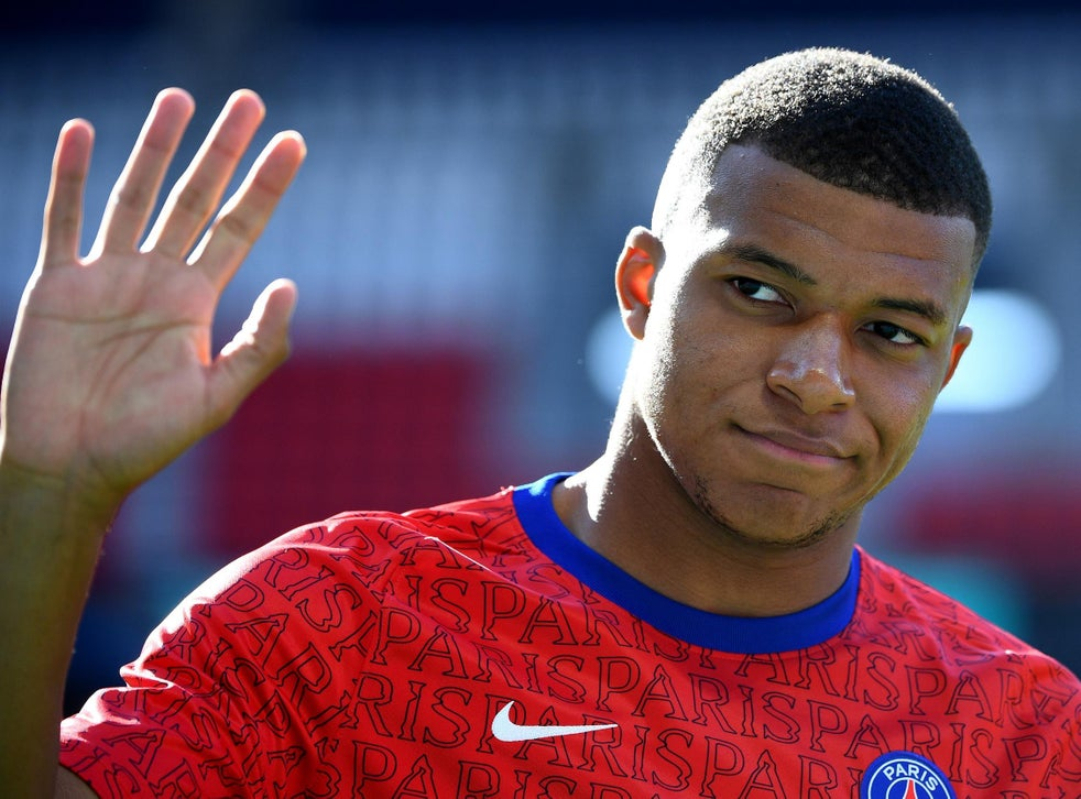 Kylian Mbappe confirms he will be at PSG next season 'no ...