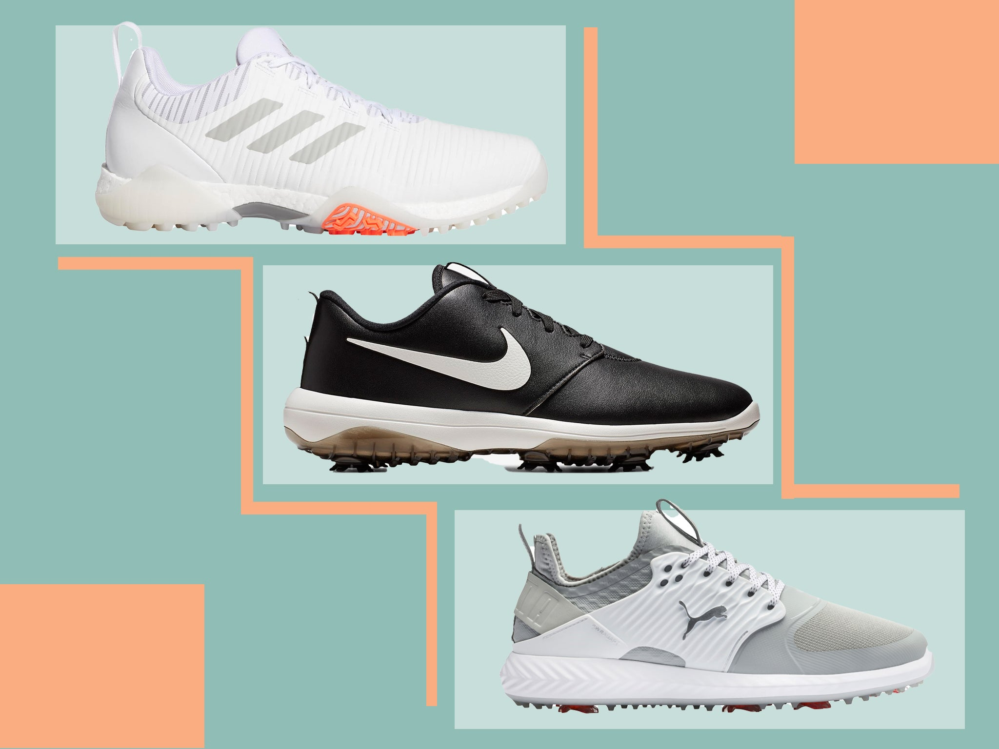Best Men S Golf Shoes 2020 Spiked Spikeless Or Waterproof Designs Independent
