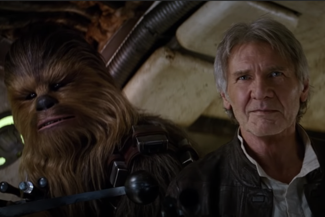 Related: Trailer for 'Star Wars: The Force Awakens'