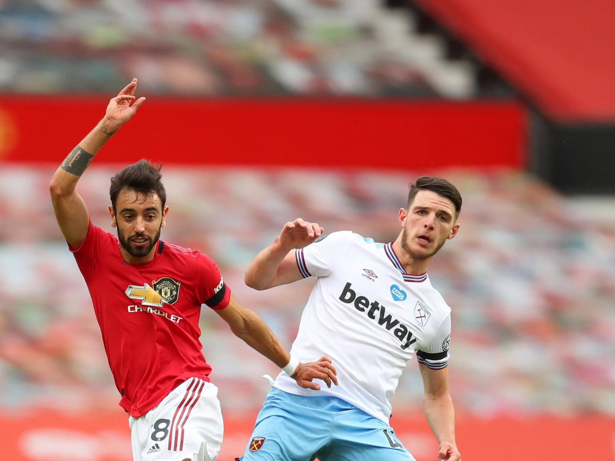 Manchester United vs West Ham LIVE: Team news and latest ...
