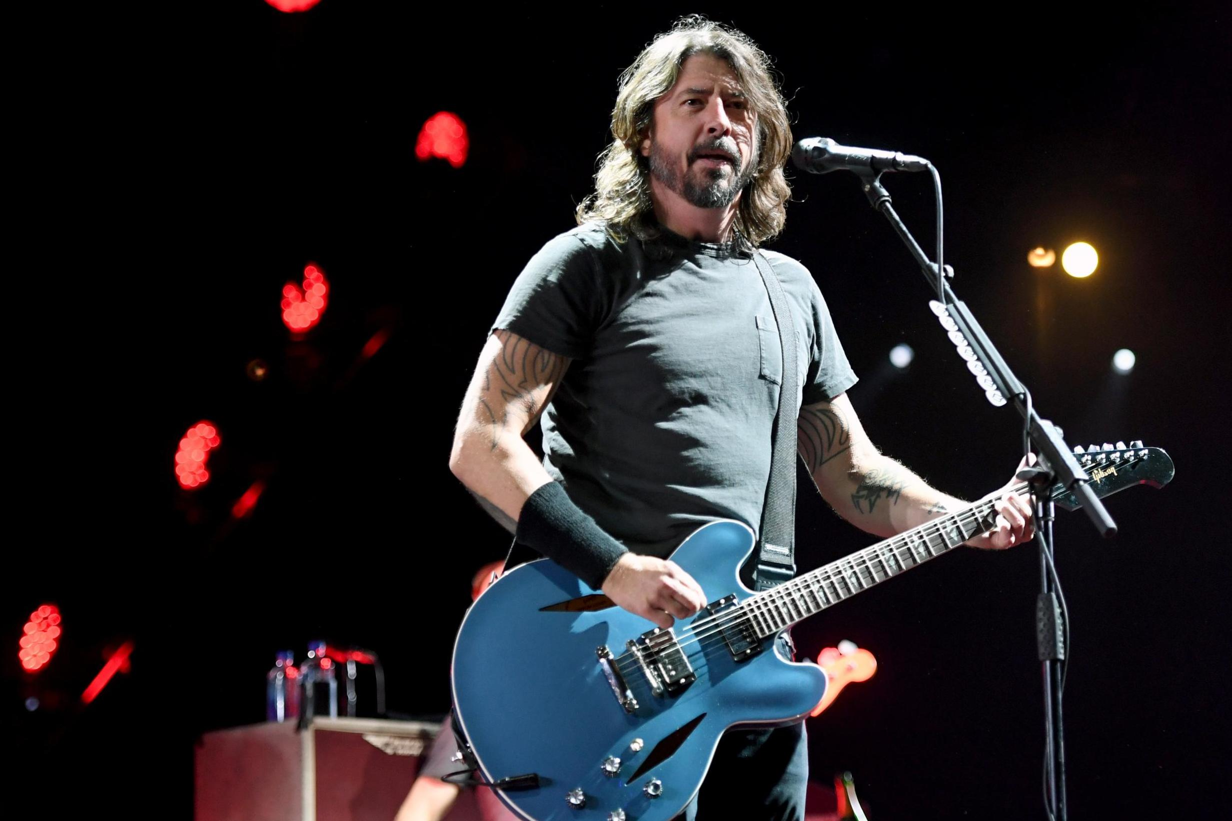 Dave Grohl gives searing takedown of Trump administration ...