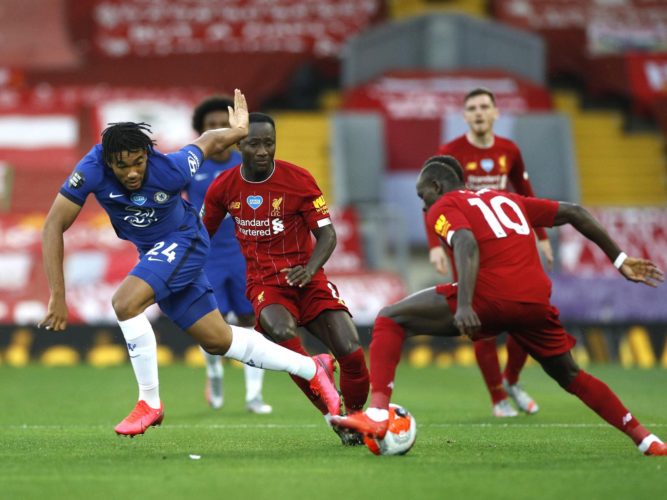 Liverpool Vs Chelsea LIVE Latest Premier League Updates