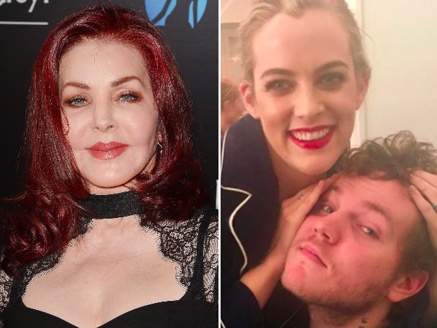 Priscilla Presley Releases Statement On Grandson S Suicide These