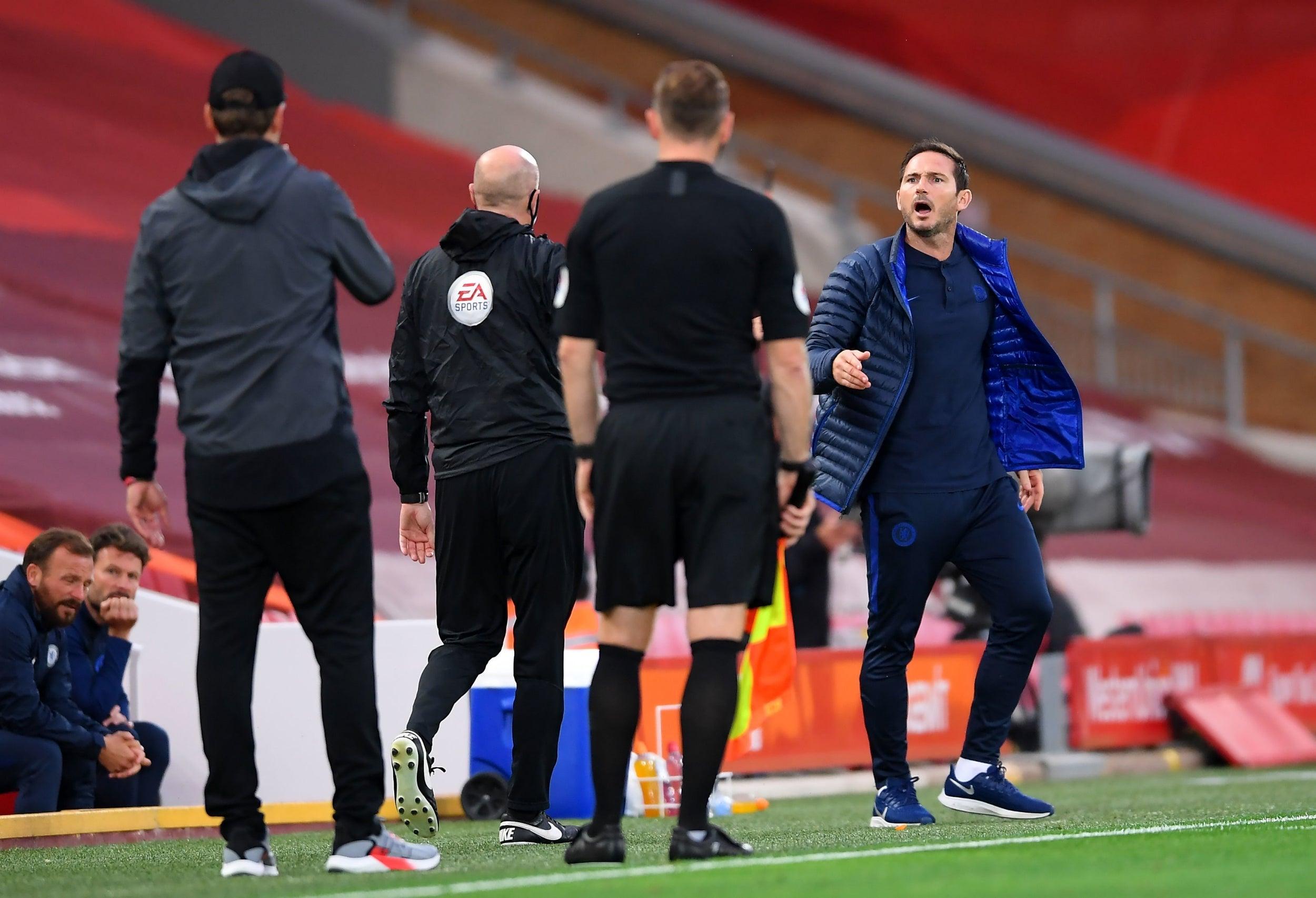 Chelsea's Frank Lampard tells Liverpool 'don't get too arrogant ...