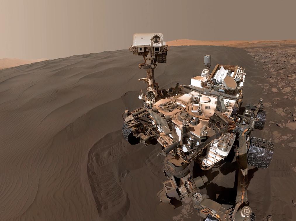 Las imágenes de los rovers de la NASA se escalaron a 4K, brindando la experiencia más realista de estar en Mart