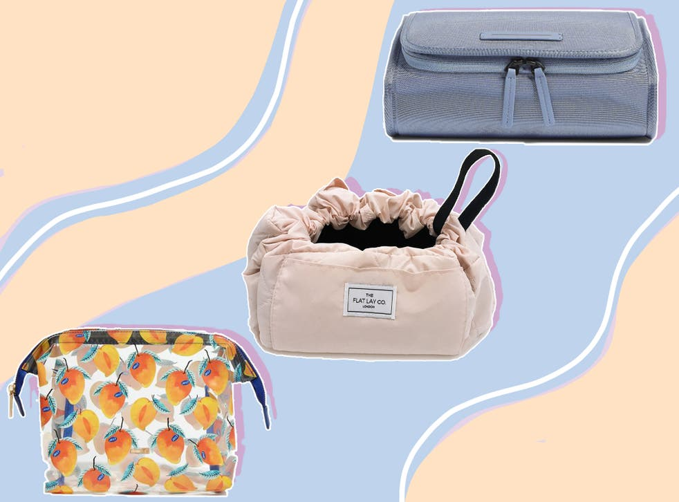 Best Women S Wash Bags Transparent Leather And Waterproof Designs The Independent