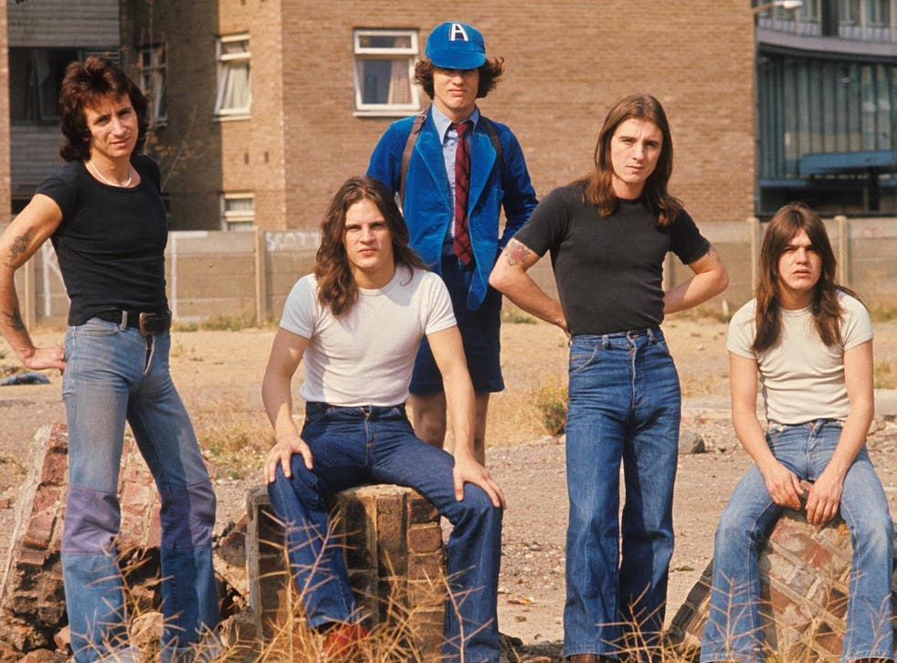 AC/DC's record 'Back in Black' is celebrating its 40th anniversary