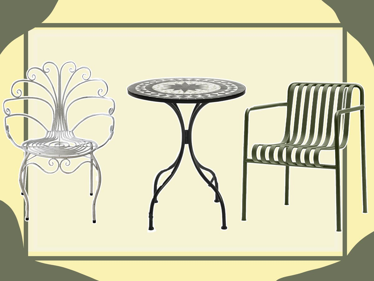 Best Garden Furniture 2020 From Modern Dining Sets To Mosaic Chairs The Independent