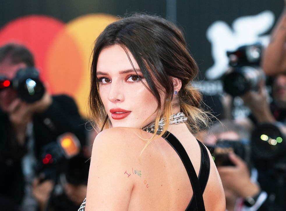 'I'm really f***ing honest, and that gets me in trouble sometimes': Thorne at the Venice Film Festival in 2019