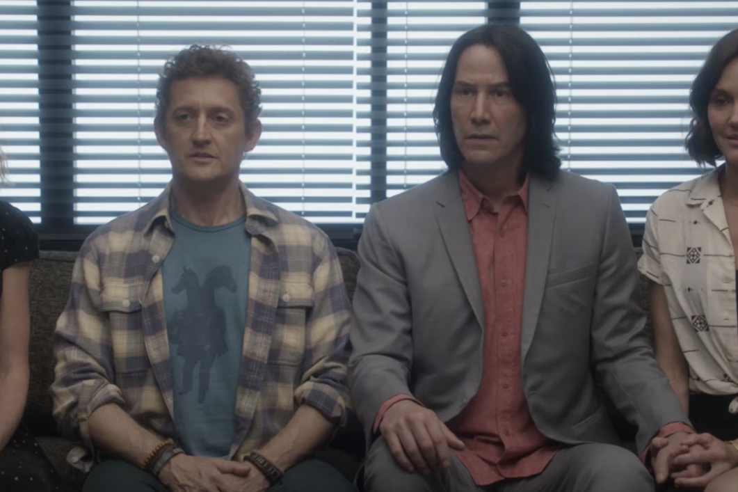 Bill & Ted 3: New release plans announced as coronavirus pandemic continues thumbnail