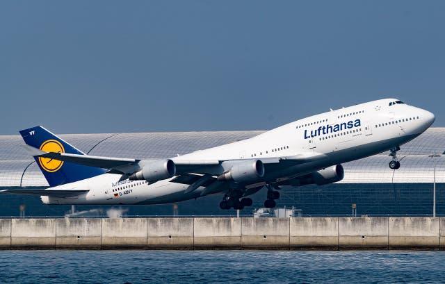 Lufthansa still operates Boeing 747s