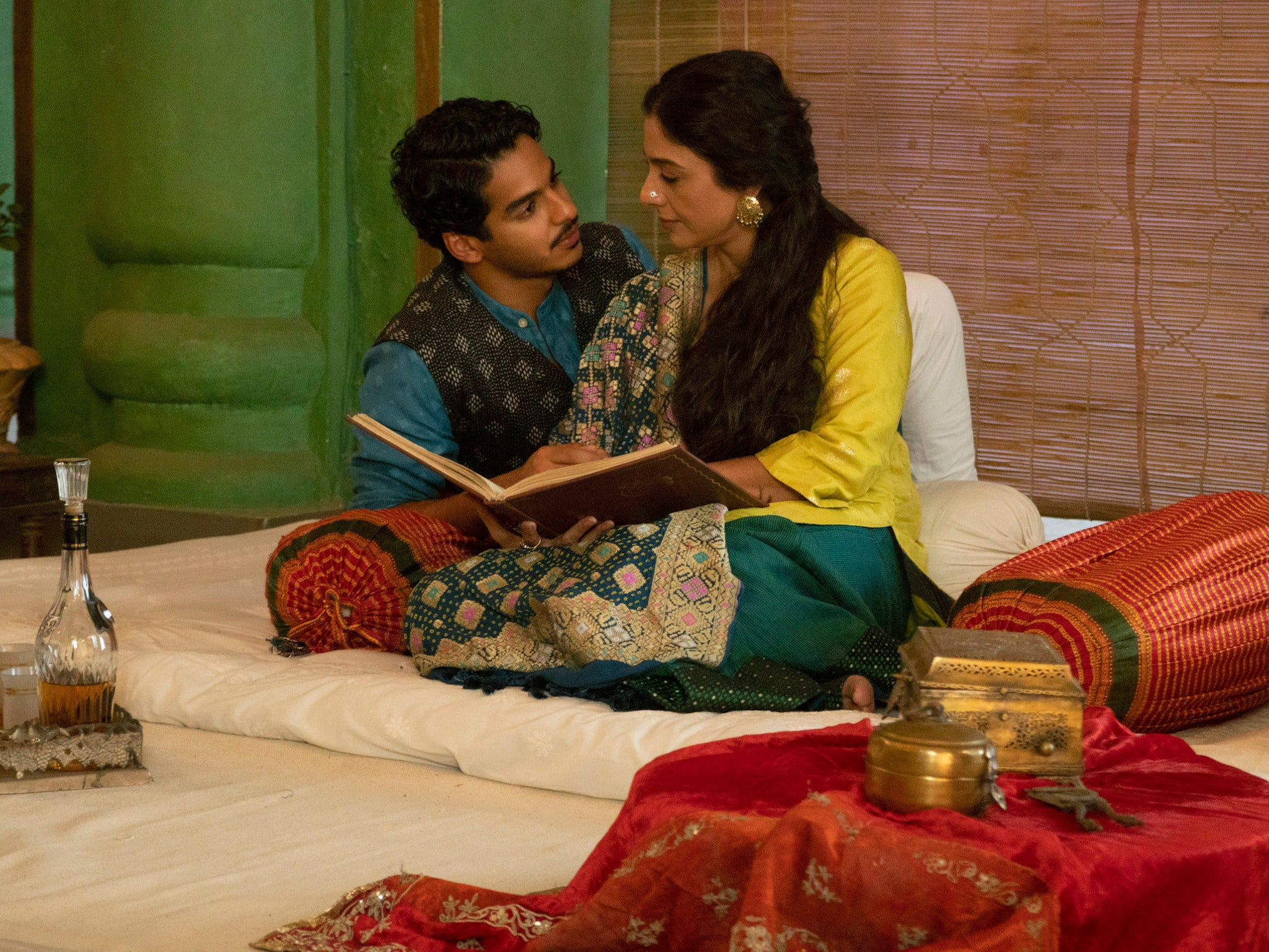 A Suitable Boy: Read our review of the 1,300 page book as the BBC adaptation airs thumbnail