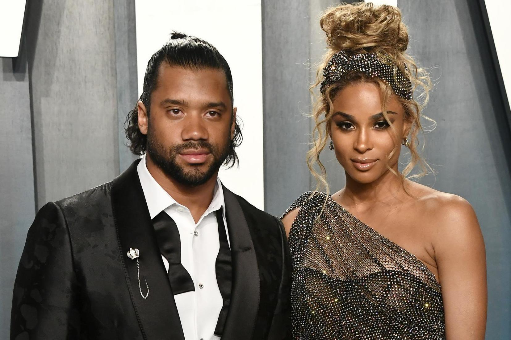 Ciara and Russell Wilson announce birth of son named Win thumbnail