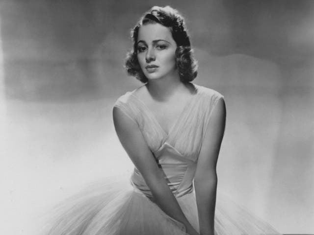 British-American actress Olivia de Havilland died aged 104