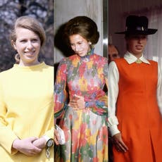 How realistic were Princess Anne's costumes in The Crown?