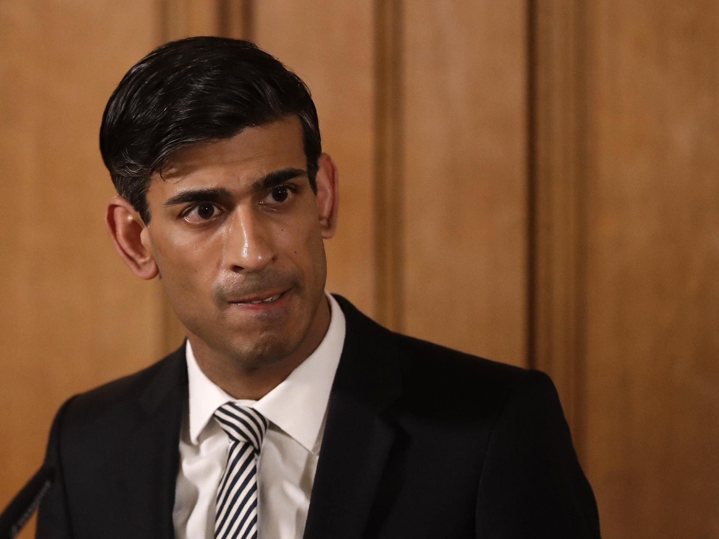Coronavirus: Budget cancelled as Rishi Sunak prepares to unveil more support for business - The Independent