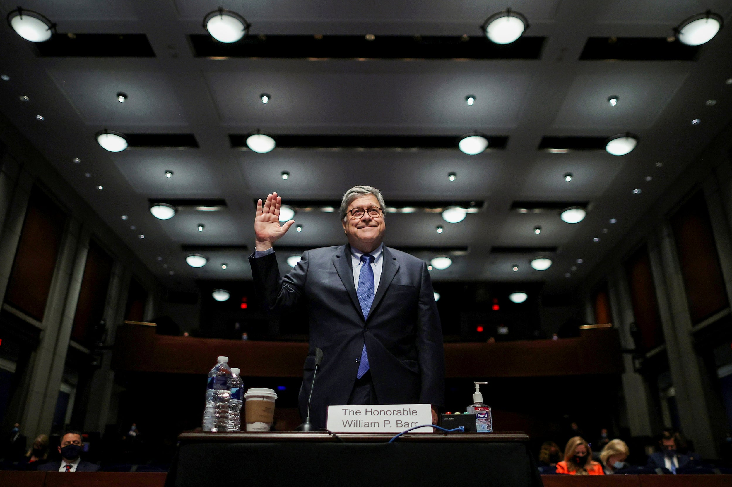 The terrifying psychology behind Trump and Bill Barr's relationship