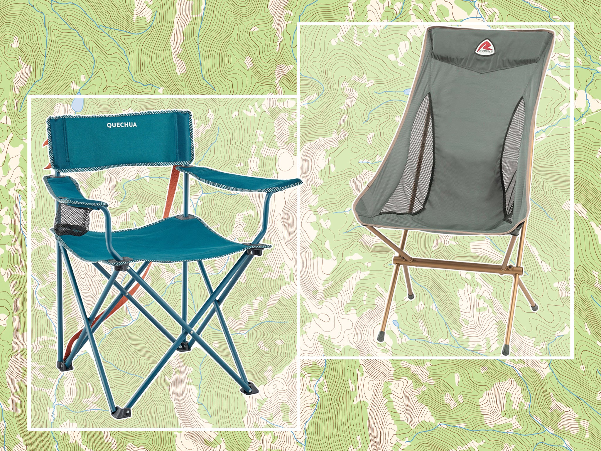 Best Camping Chairs 2020 From Loungers To Padded And Folding Options The Independent