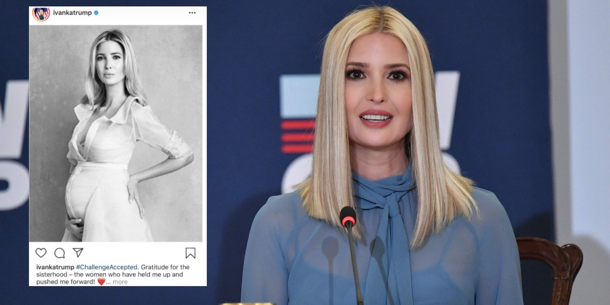 Deepfake Ivanka Trump