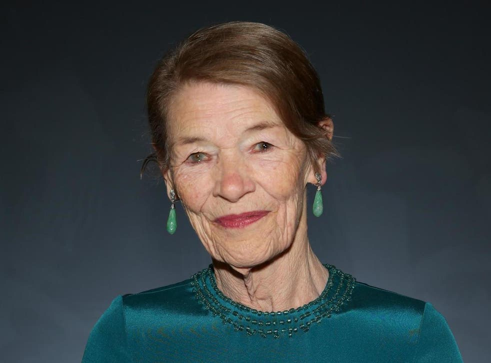 Glenda Jackson: 'It's always hard to know what is your experience and what is the hangover from playing the character'