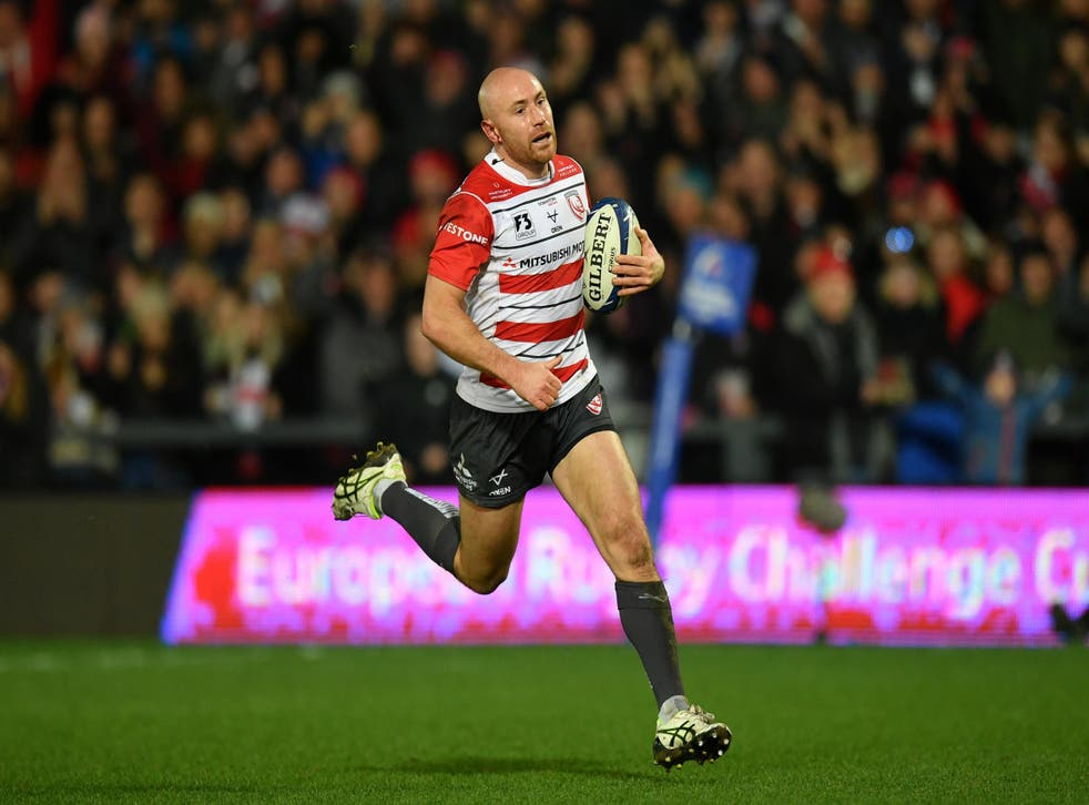 Gloucester captain Willi Heinz sees opportunity, not crisis, after  mid-season coaching changes | The Independent | The Independent