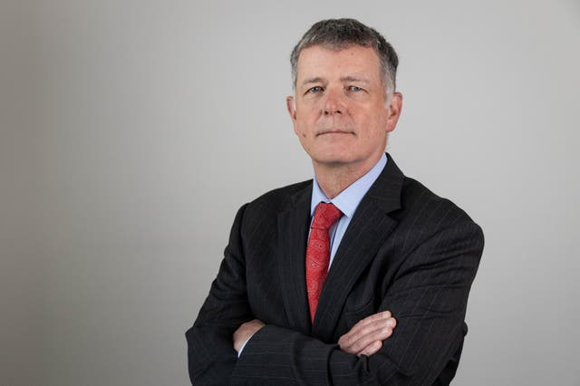 The new head of MI6, Richard Moore
