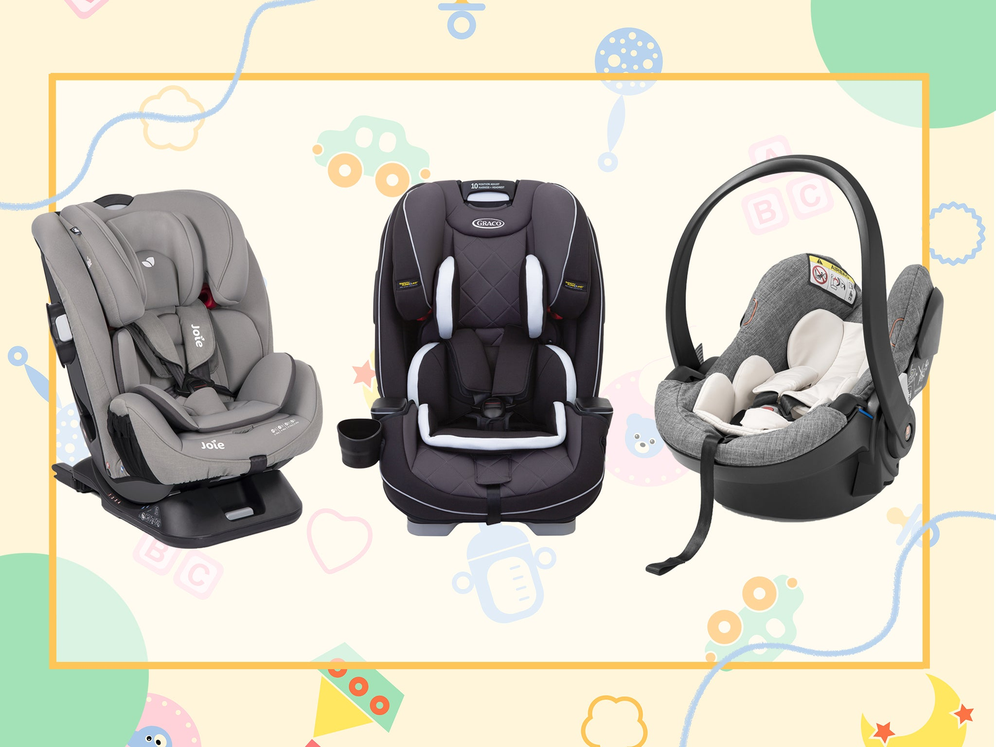 Best Car Seat 2020 Keep Your Child Safe And Secure In One Of These Carriers The Independent