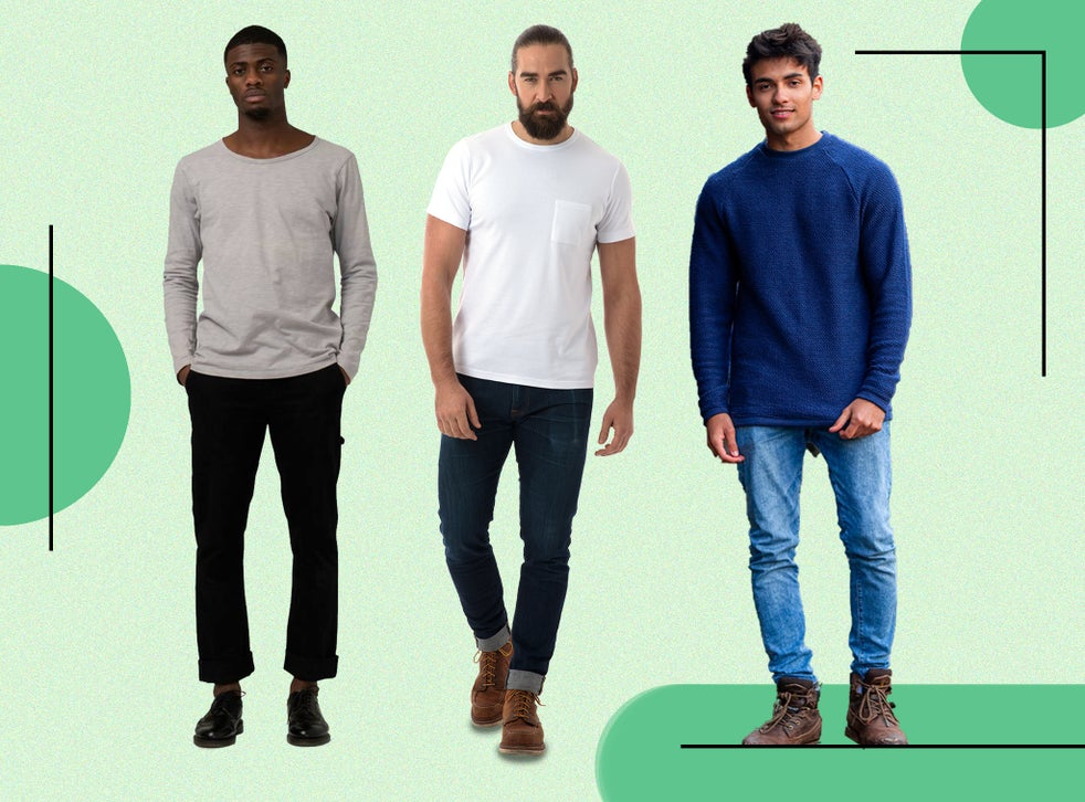 Best sustainable men's clothing brands | The Independent