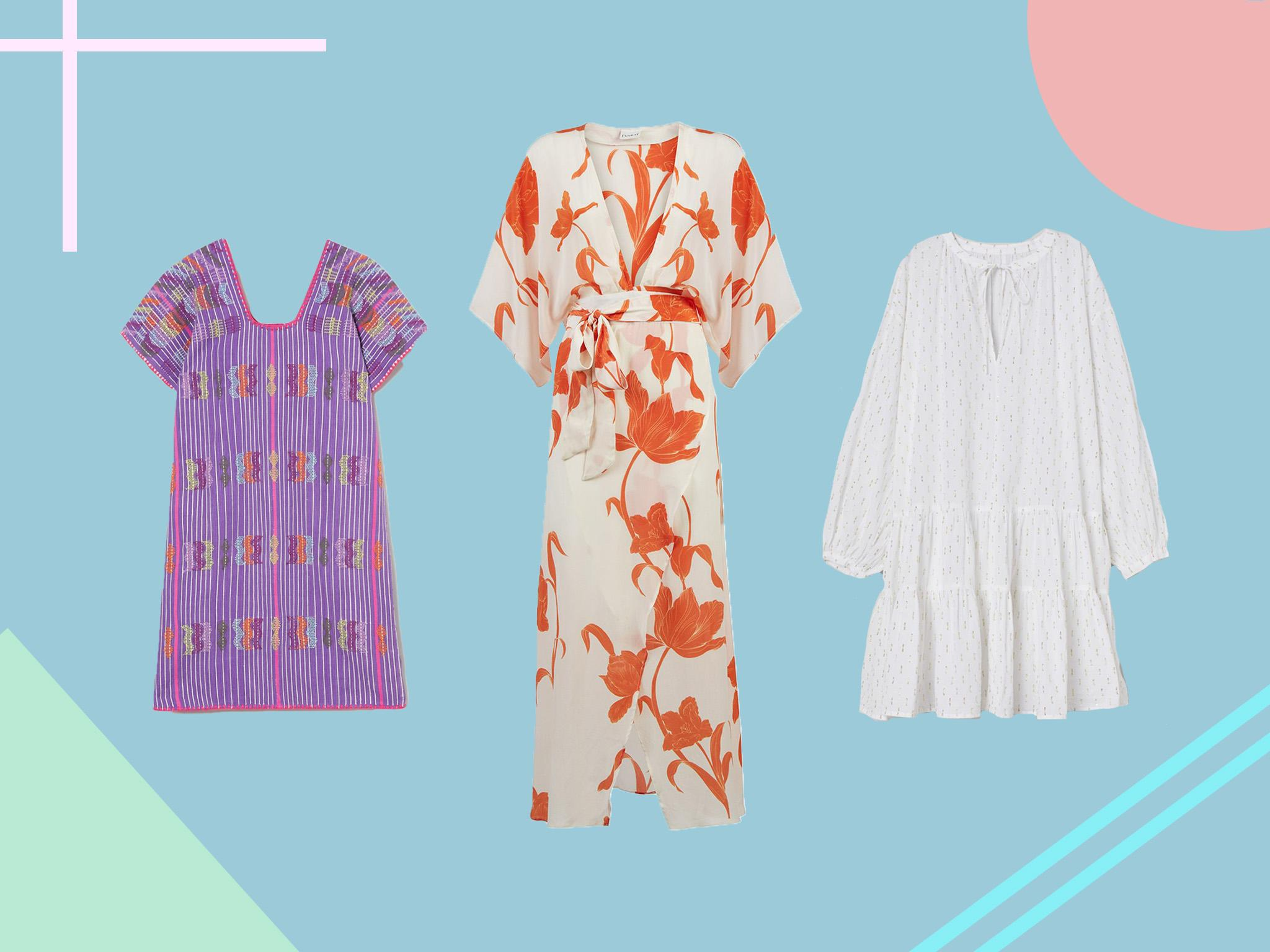 Beach Coverups Stay Stylish And Sunburn Free With Our Top Picks The Independent
