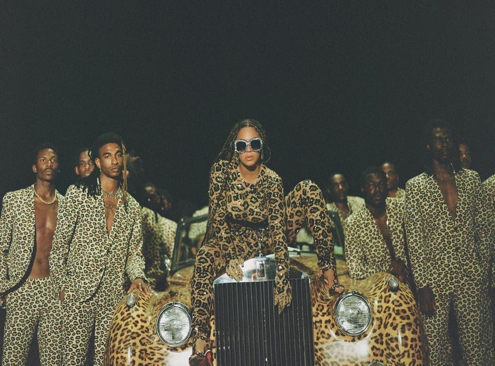 A visual feast: Black Is King