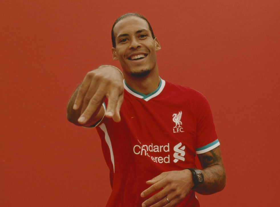 Liverpool Reveal New Nike Kit For 2020 21 Season The Independent The Independent