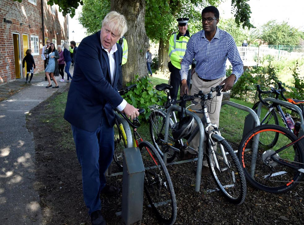 Does the PM's anti-obesity drive have legs? Only time will tell...
