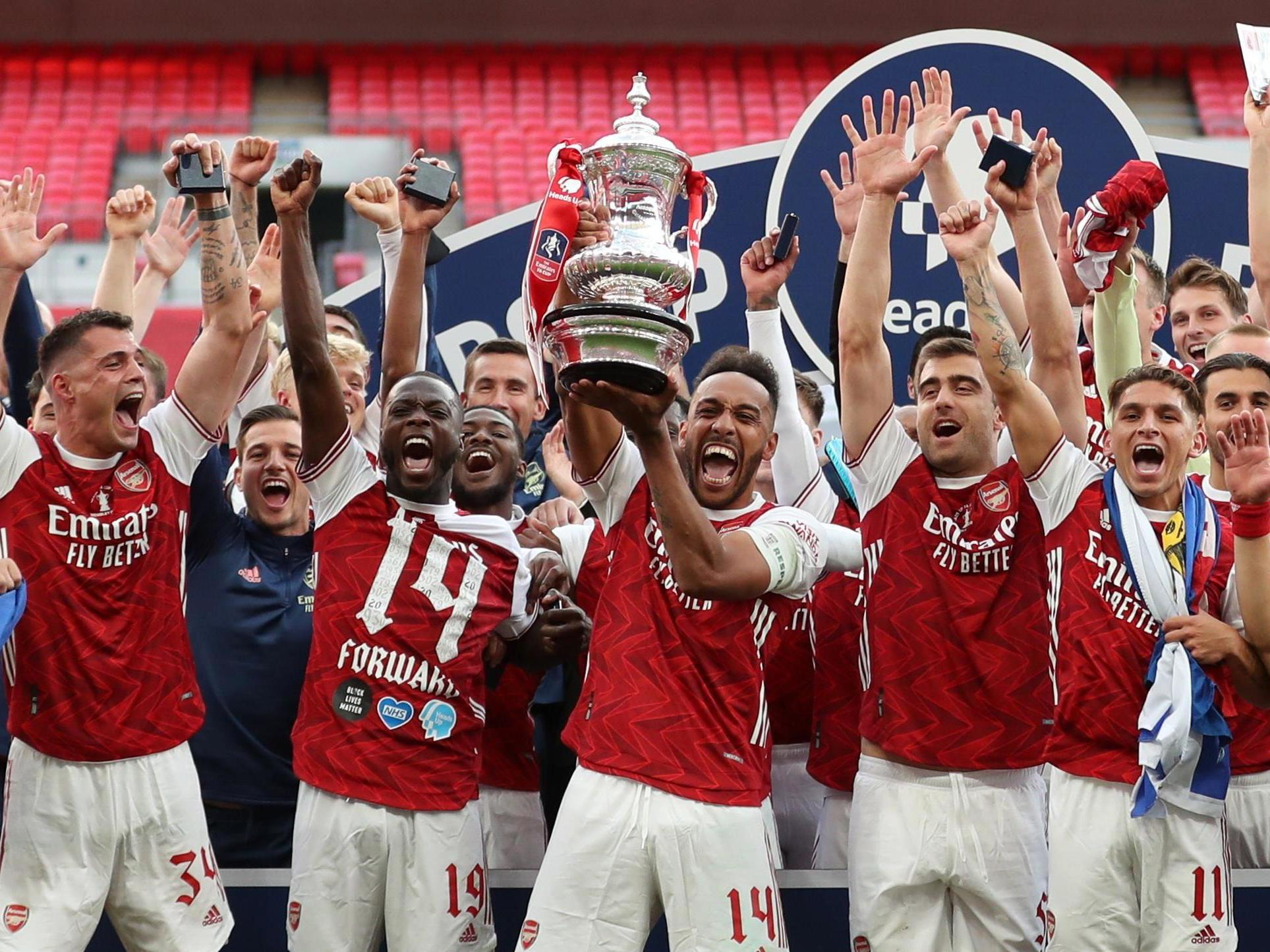 Arsenal vs Chelsea: FA Cup final result, final score and report | The ...