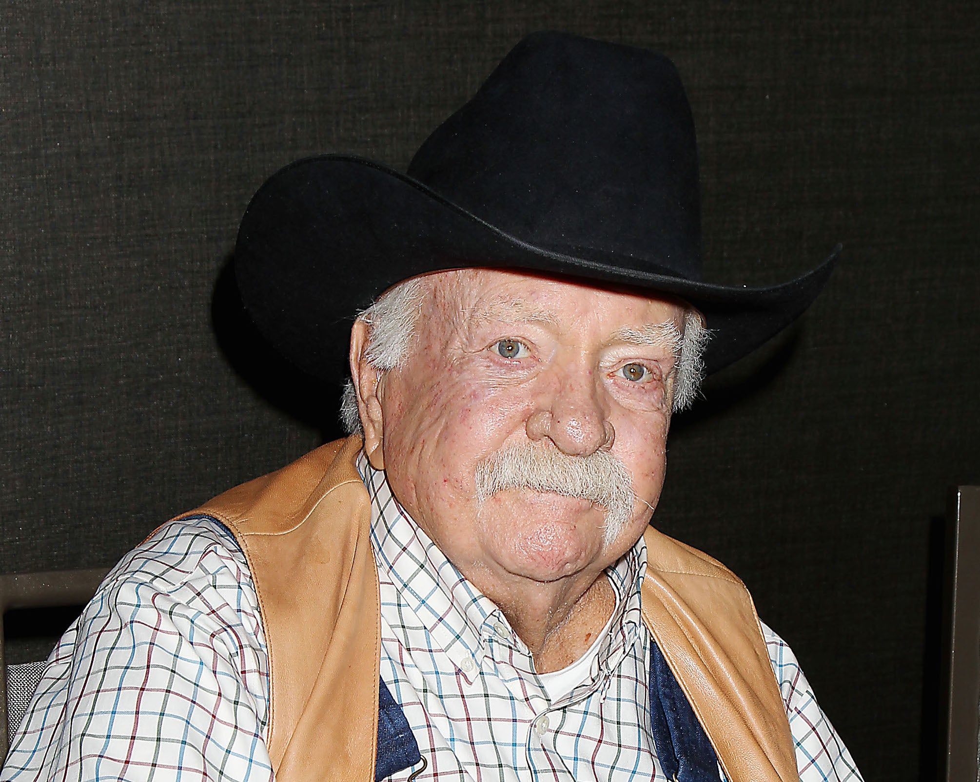 Cocoon star and face of Quaker Oats Wilford Brimley dies aged 85