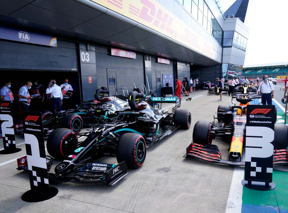 Staff put in 18-hour days across the two weeks to get Silverstone ready