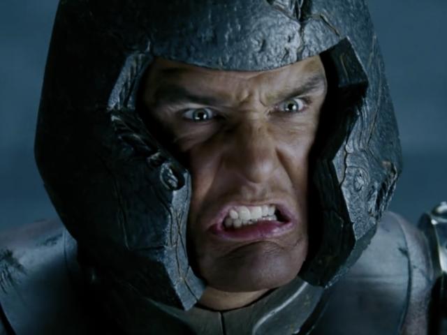 Vinnie Jones as Juggernaut in 'X-Men: The Last Stand'