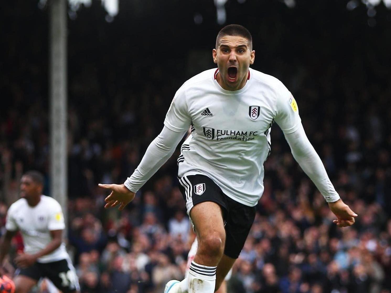 Aleksandar Mitrovic returns in time for Fulham's Championship play-off final against Brentford