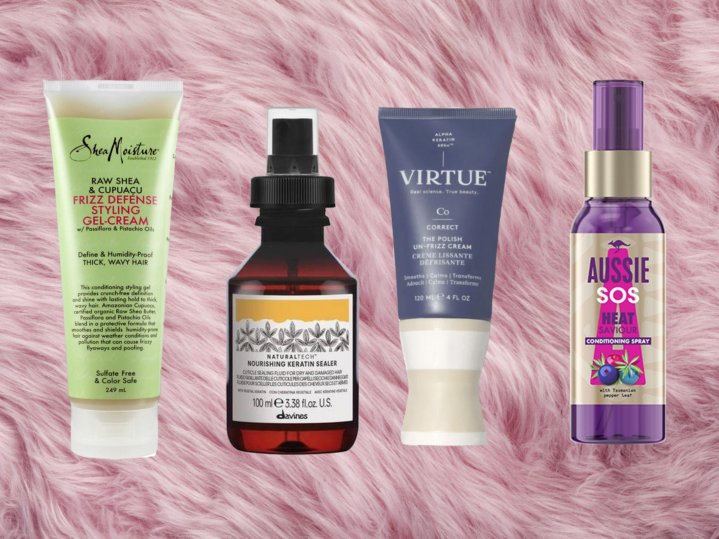 Best Anti Frizz Hair Products Solutions For Every Hair Type The Independent