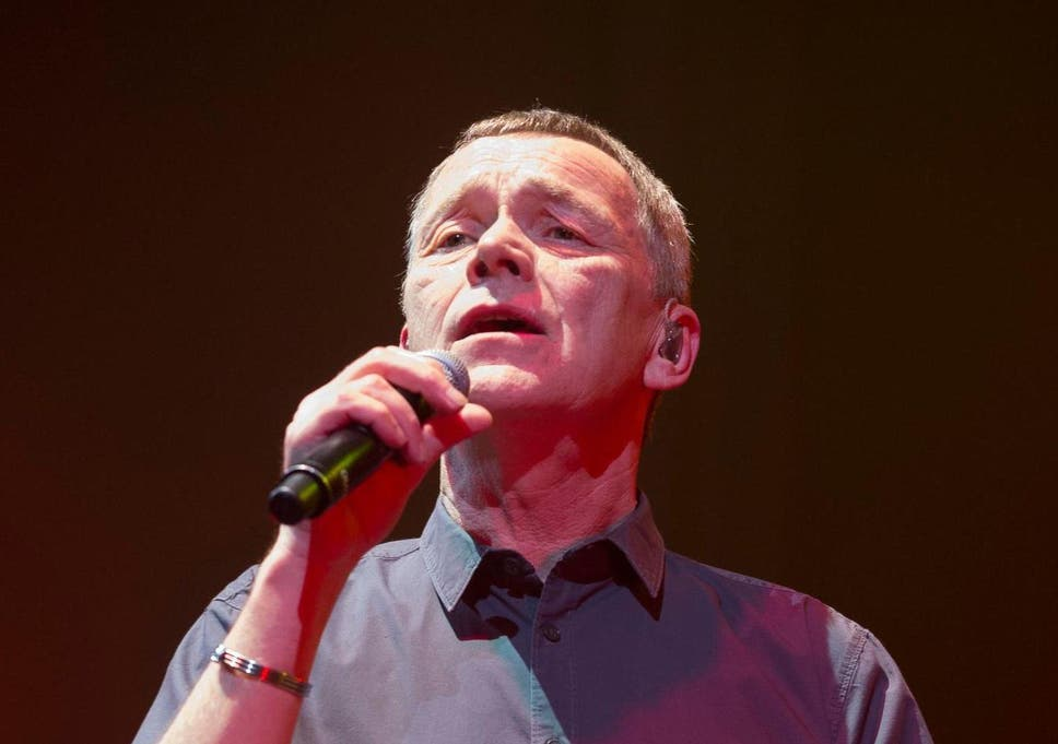 Duncan Campbell replaced his brother Ali as the lead singer of UB40 in 2008