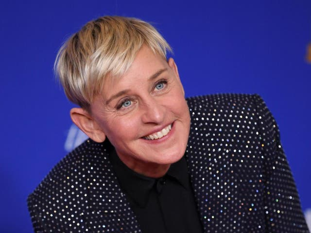 DeGeneres has been trailed by career woe after career woe this year following numerous allegations of 'mean' behaviour